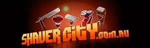 Shaver City Logo
